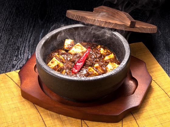 石鍋剣門 麻婆豆腐